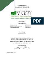 Cover, Daftar Isi Diagnosis Holistik 8