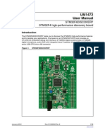 User Manual 1 Stm32f4discovery