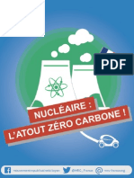 """Affiche COP21 """"Nucléaire"""