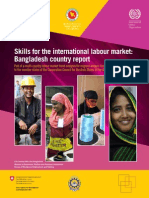Country Report International Labor Market