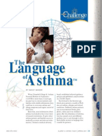 Language of Asthma
