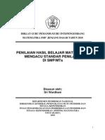 Penilaian Hasil Belajar SMP.pdf