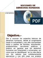 HistoriHistoria y aspectos Basicos de Derechos Humanos a y Aspectos Basicos de Derechos Humanos DINA