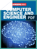 Careers360 Quick Guide to Computer Science and Engineering