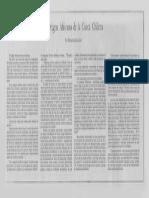Artículo - El Origen Africano de La Cueca Chilena - Maria Carolina Geel
