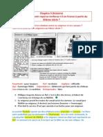 Chapitre 5 (Histoire) - Comment Le Pouvoir Royal Se Renforce-t-il en France à Partir Du XIIème Siècle - 27.11.15