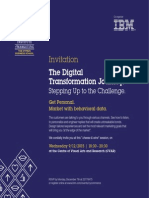 The Digital Transformation Journey