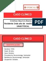 caso clinico filtrode venacava