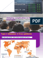 Bridging of Insulin Resisten and CV Protection - The Role of Pioglitozone