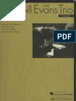 101175108 Bill Evans Trio Vol 1