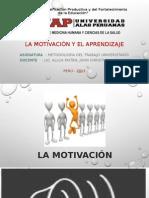 La Motivación y El Aprendizaje