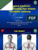 Mengenal Anatomi Elektrofisiologi Dan Sistem Konduksi Jantung d a Hanafy