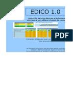 Edico Windows Actividad