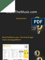 ShareTheMusic - Introduction