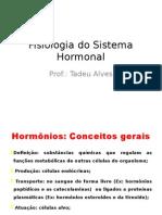 Fisiologia Do Sistema Hormonal