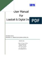 IPA Load Cel and Txr Manual