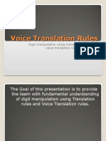 Voice Translation Rules v2
