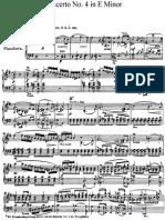 Spohr concerto pour clarinette