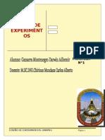 Practica de Diseño de Experimentos n1