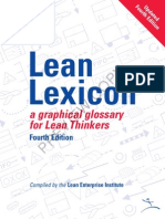 Lean Lexicon (Compiled by LEI)