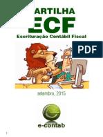 Cartilha ECF
