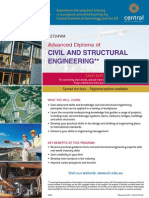 EIT Adv Dip Civil Structural Engineering DCS Brochure Full