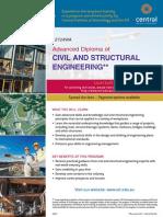 EIT Adv Dip Civil Structural Engineering DCS Brochure Full