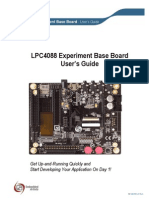 LPC4088 Experiment BB Users Guide