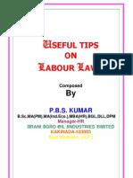 Labour Laws 138