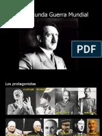III.-1.3.-La Segunda Guerra Mundial (Resumen)