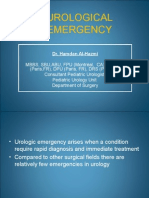 Urological Emergency Ppt Biru