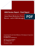 2008 AHRN Review Report