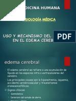 Uso y Mecanismo Del Manitol en El Edema