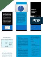 survey brochure