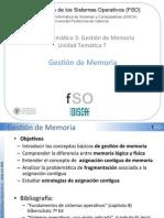 UT07 FSO Gestión de Memoria