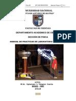 Manual de Fisica - Practicas de Laboratorio