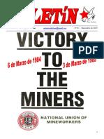 Boletin del Ateneo Paz y Socialismo de diciembre de 2015