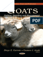 Goats Habitat, Breeding and Management - (Freebookbank.net)