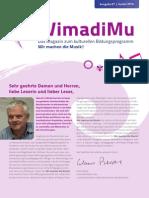 WimadiMu - Das Magazin Herbst 2015