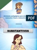Subfffffffffffffffstantivos Próprio e Comum - Me LIBRAS - 2015