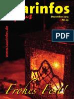 Saarinfos Plus Dezember 15