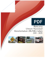 Rencana Umum Nasional Keselamatan (RUNK) Jalan 2011-2035