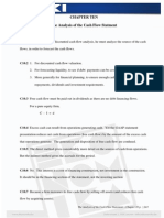 Financial Statement Analysis - Concept Questions and Solutions - Chapter 10