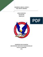 MRIN Genomic Report