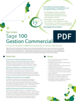 Sage 100 Gestion Commerciale i7 Services