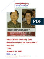 Anti-military Dictatorship in Myanmar 0477