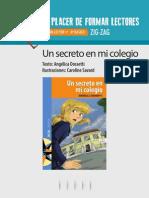 Guía Un Secreto en Mi Colegio