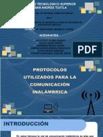 604 a Protocolos Para La Comunicacion Inalambrica