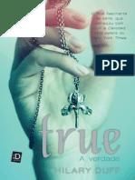 True - A Verdade - Hilary Duff