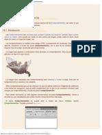 Curso Gratis de Dreamweaver CS5. AulaClic. 15 - Comportamientos